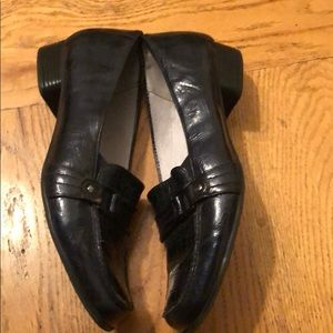 Life Stride Shoes - LifeStride flats- navy size 9